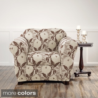 Sure Fit Stretch Dahalia Chair Slipcover