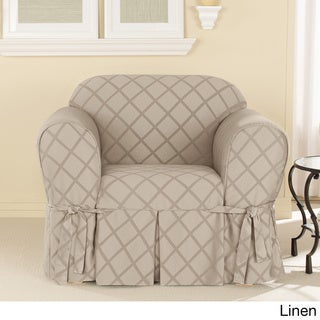 Sure Fit Durham One-piece Chair Slipcover