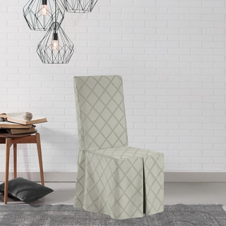 Sure Fit Durham Dining Chair Skirt