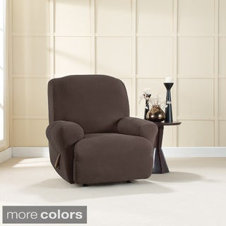 Sure Fit Stretch Brixton Recliner Slipcover