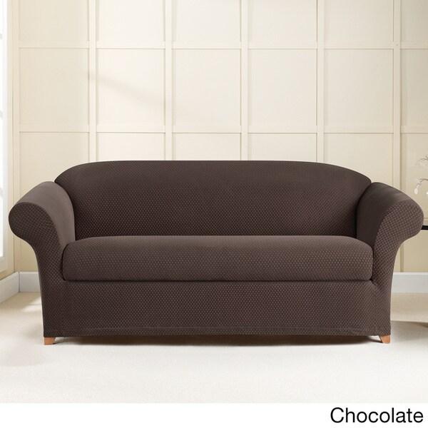Sure Fit Stretch Brixton Sofa Slipcover 16412067