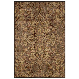 Granada Coffee Rust Area Rug (9'8 x 12'7)