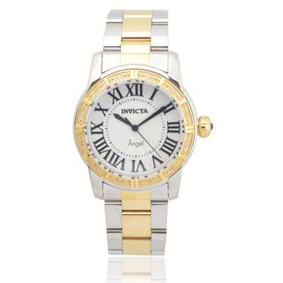 Invicta Women's 14376 'Angel' 1/4 TDW Diamond Watch