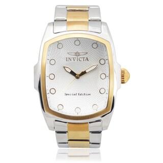 Invicta Men's 17414 Stainless Steel 'Lupah' Quartz Watch