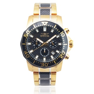 Invicta Men's 17254 Stainless Steel 'Pro Diver' Chronograph Watch