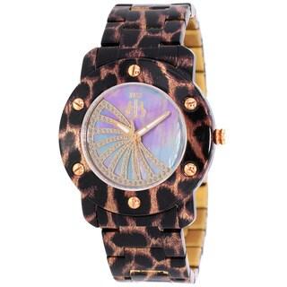 Jivago Women's Leopard Watch