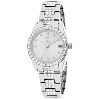 Jivago Women's Magnifique Silvertone Stainless Steel Watch