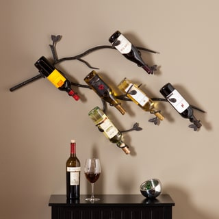 Upton Home Keaton Wall Mount Wine Rack