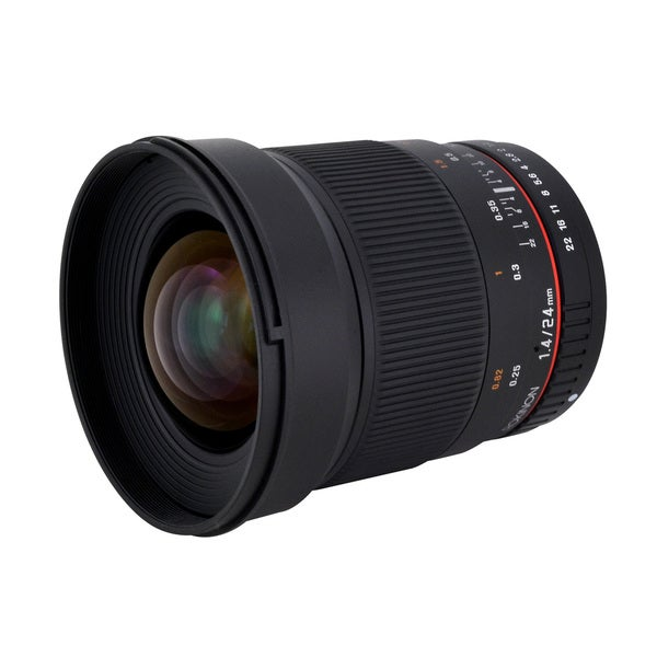 Rokinon 24mm F1.4 ED AS IF UMC Wide Angle Lens