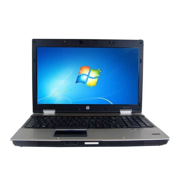 HP 8540P Intel Core i7 2.67GHz 4096MB 128GB SSD 15.5-inch Wi-Fi DVDRW Windows 7 Professional LT Computer (Refurbished)