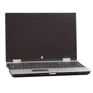 HP 8540P Intel Core i7 2.67GHz 4096MB 160GB SSD 15.5 in Wi-Fi DVDRW Windows 7 Professional LT Computer (Refurbished)