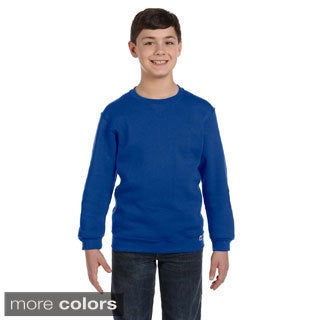 Russel Youth Dri-Power Fleece Crew Sweat Shirt