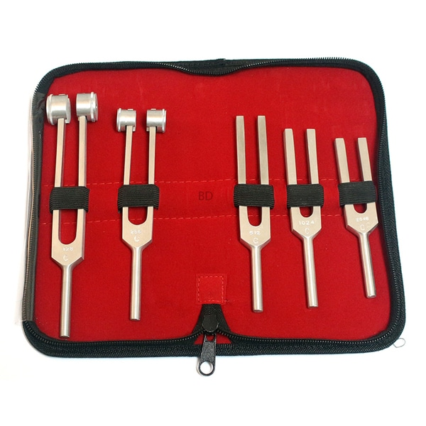 Defender 5-piece Tuning Forks Diagnostic Surgical Set