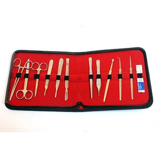Defender 13-piece Surgical Medical Instrument Dissecting Kit