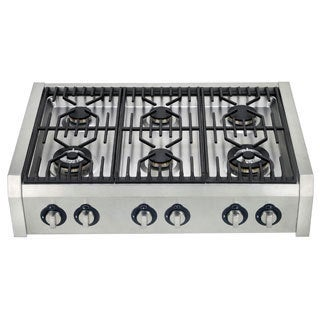 Hypotheory Professional Style 36-inch Range Top/ Cooktop