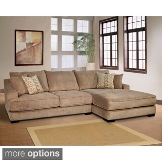 Charlotte 2-piece Sectional Set