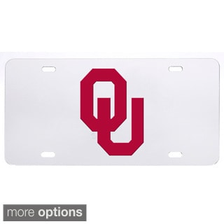 Fanmats Collegiate License Plate Inlaid