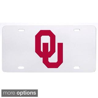 Fanmats Collegiate License Plate Inlaid
