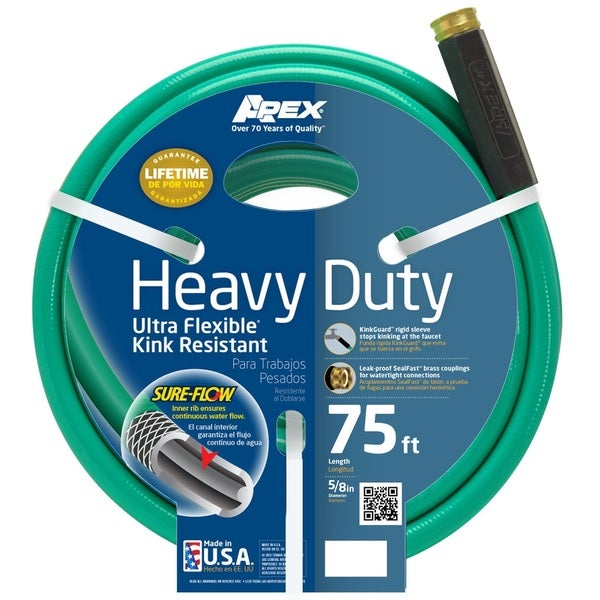 Teknor Apex Heavy Duty 8509-75 Water Hose