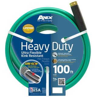 Teknor Apex Heavy Duty 100-foot Garden Water Hose