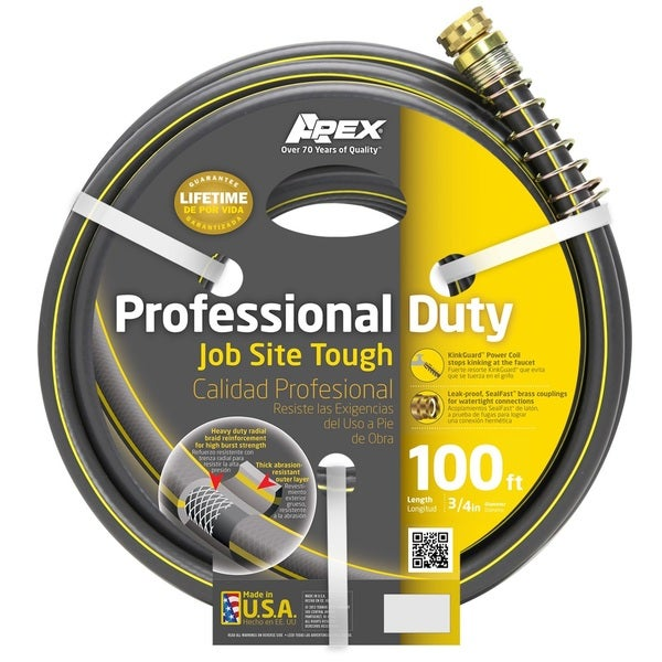 100-foot Professional Duty Hose