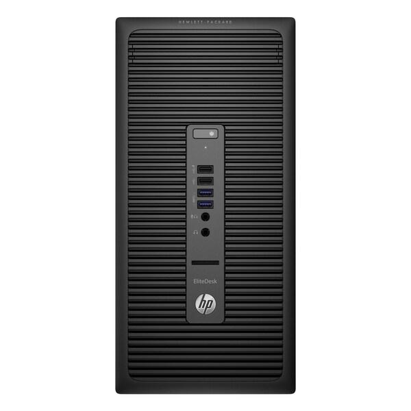 HP EliteDesk 705 G1 Desktop Computer - AMD A-Series A10 PRO-7850B 3.7