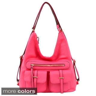 Mellow World Penelope Convertible Hobo Backpack