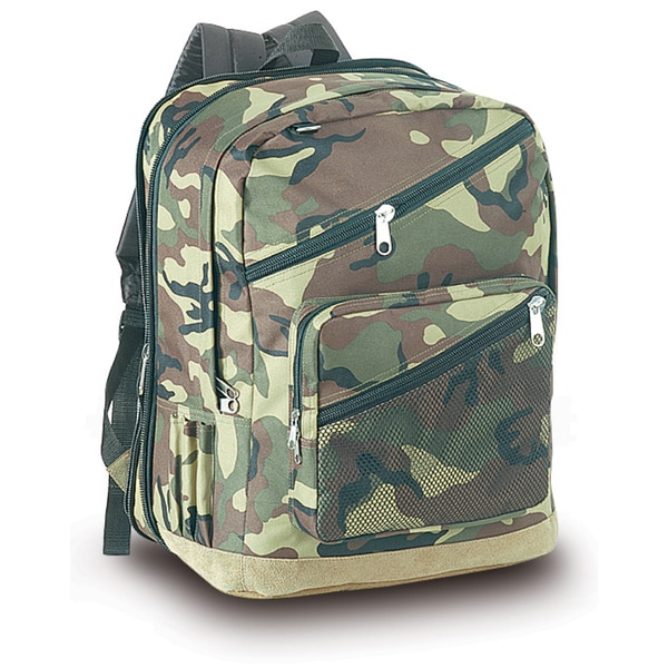 Explorer Big 17-inch Camo Backpack