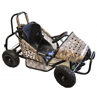 Monster Moto Realtree Camo Youth Go-Kart
