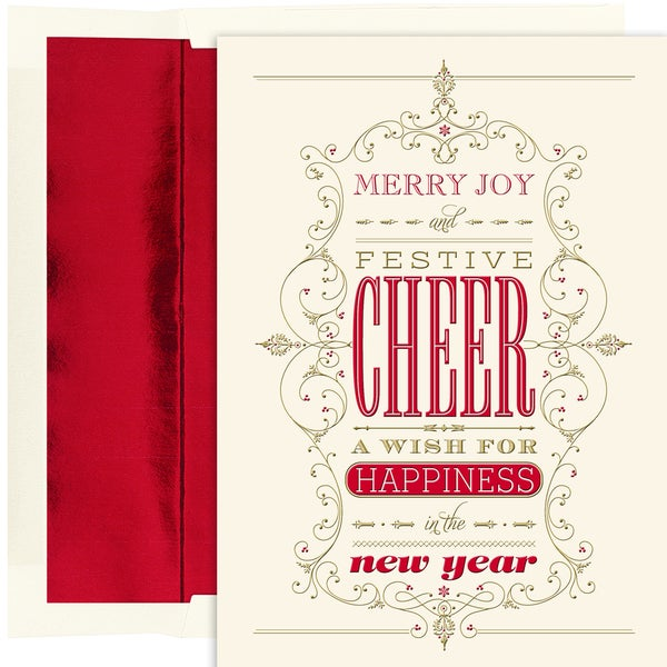 Festive Cheer Boxed Holiday Cards