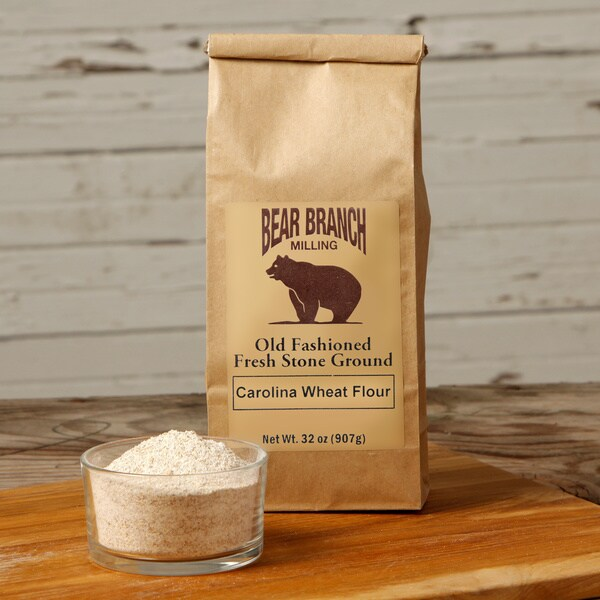 Stone Ground Whole Wheat Flour (Pack of 6)