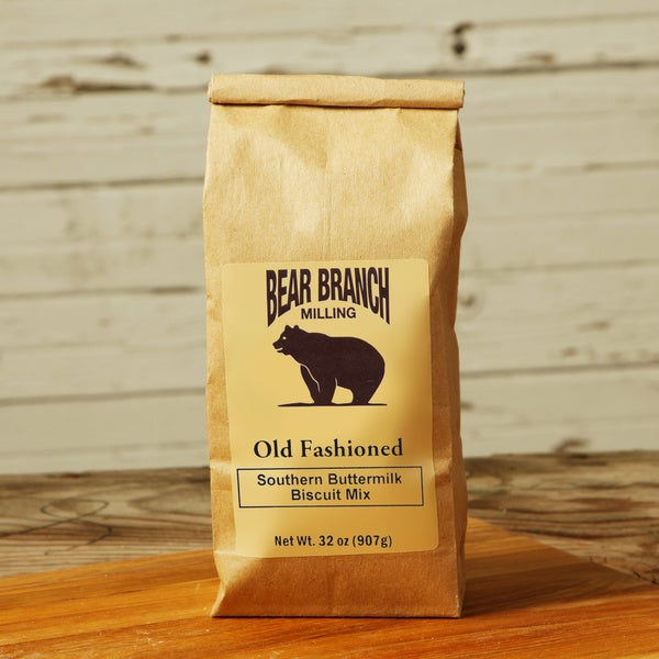 Old Fashioned Stone Ground Southern Buttermilk Biscuit Mix (Pack of 6)