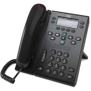 Cisco-IMSourcing NEW F/S Unified 6941 IP Phone - Desktop, Wall Mounta