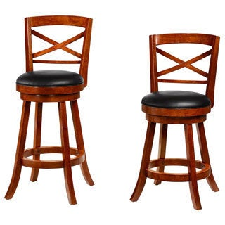 Arezzo Swivel Stools (Set of 2)