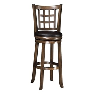 Larkin Windsor Country Style Swivel Bar Stool 16414558
