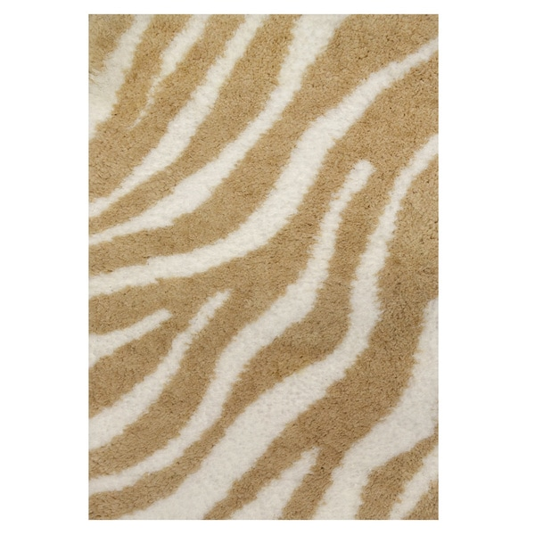 Contemporary Beige-Ivory Rug