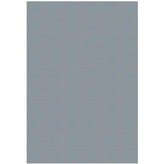 Luster Transitional Blue Rug (5'3 x 7'7)