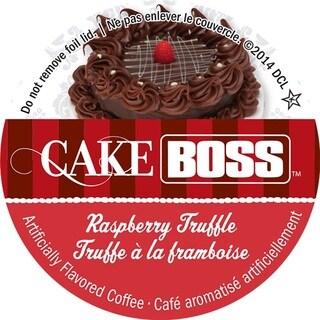 Cake Boss Raspberry Truffle Single Serve Coffee K-Cups