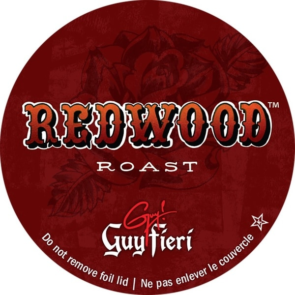 Guy Fieri Redwood Roast Single Serve Coffee K-Cups