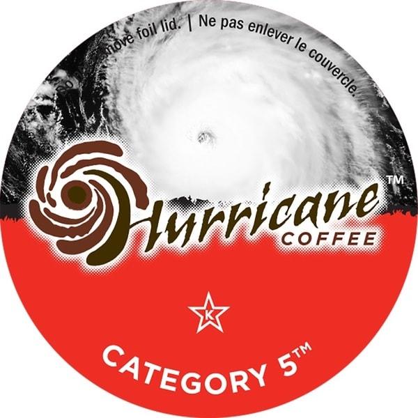 Hurricane Coffee Hurricane Variety Pack Single Serve Coffee K-Cups