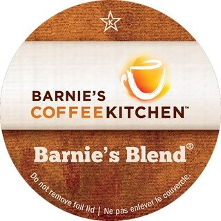 Barnies Coffee Kitchen Barnies Blend Serve Coffee K-Cups