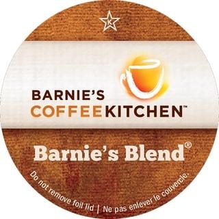 Barnies Coffee Kitchen Barnies Blend Serve Coffee K-Cups