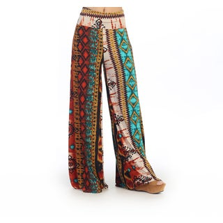 Hadari Juniors Tribal Palazzo Pants