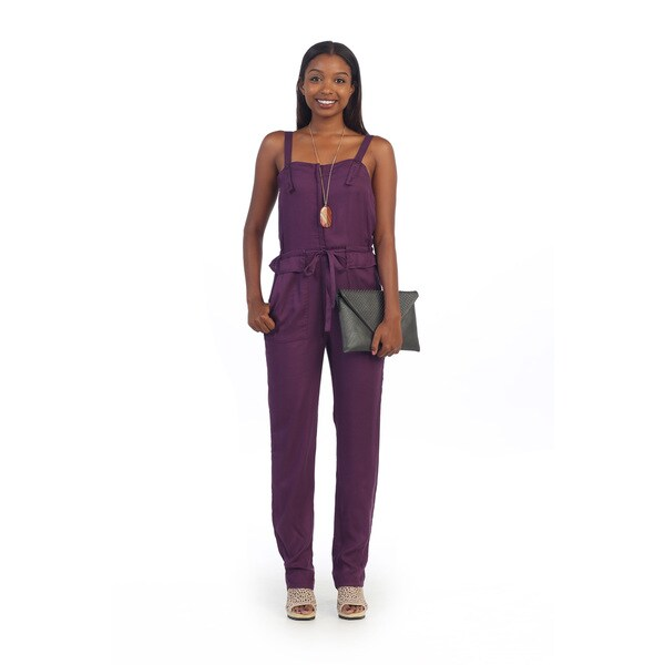 Purple Jumpsuit For Women