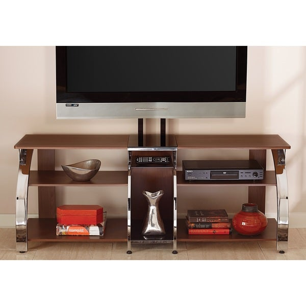 Leona TV Console with Mounting Bracket