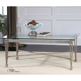 Vijai Silver Coffee Table