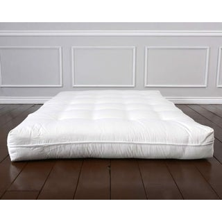 Sublime All Natural Latex Full Futon Mattress