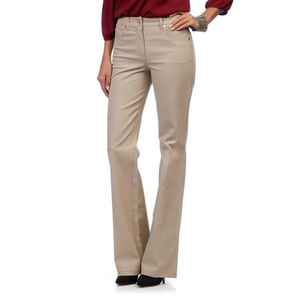 Escada Women's Tamara Woven 5-pocket Dress Pants