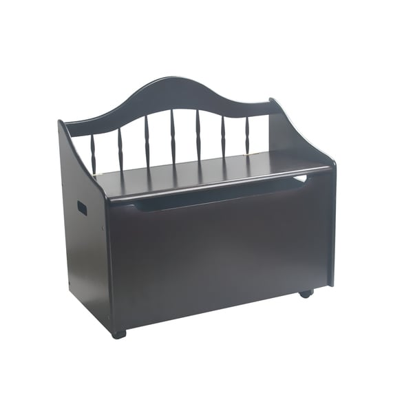 Gift Mark Children's Espresso Toy Storage Box