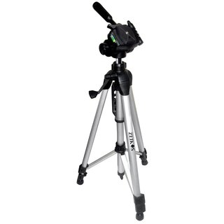 Zeikos ZE-TR101A 72-inch Full-size Photo/ Video Tripod with Deluxe Carrying Case